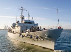 Belgische defensie draagt bij aan operatie Triton van Frontex
