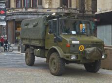 truck defensie